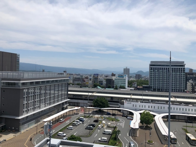 景観(駅側)
