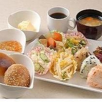 朝食無料サービス2