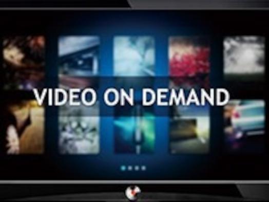 ★【VOD】お部屋が映画館に!200作品のビデオ見放題♪ 禁煙エコノミーダブル