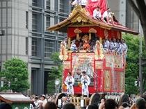 祇園祭(イメージ)