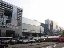 京都駅(外観)