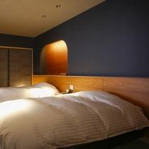 【特別和室 悠久】最上階の広々としたお部屋です。