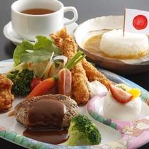 【お子様用食事B】