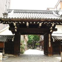 大本山本能寺(山門)