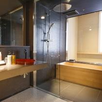 【特別和室 お風呂】