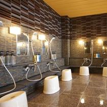 【大浴場】最上階9階に大浴場が4ヶ所