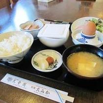 【手作り朝食♪一例】栄養満点!2