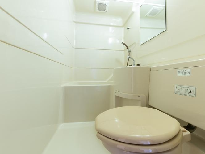 和室2人部屋 バスルーム