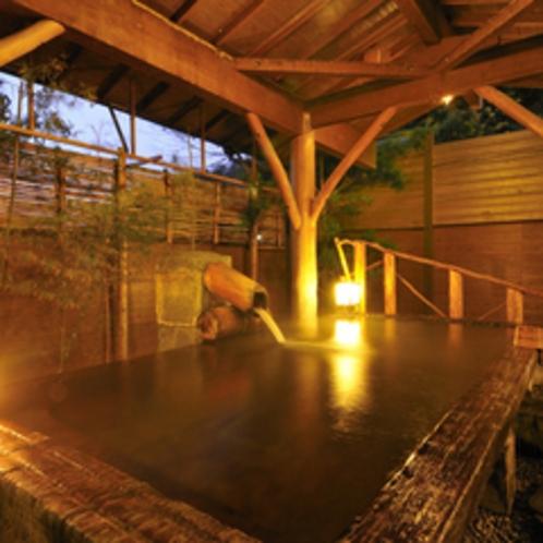 【日本一の巨木風呂4】