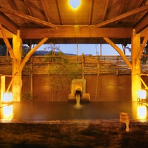 【日本一の巨木風呂3】
