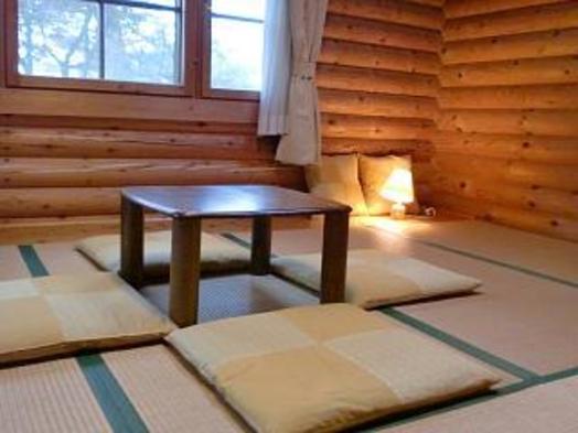 北欧の優しいログハウスにお泊りしてみませんか?【素泊まり】