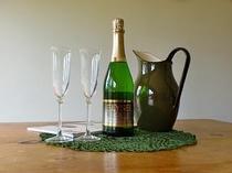 フィンランドのスパークリングワイン「エリゼ」