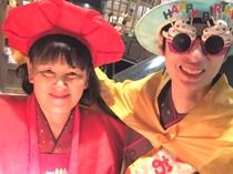 ☆還暦のお祝いは牧場の家がカンタン安心♪三世帯でお祝いしましょう!