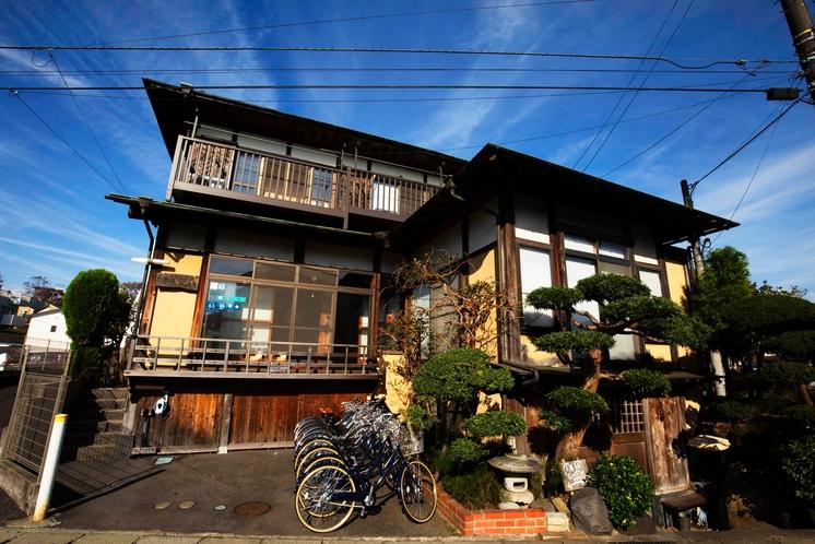 鎌倉ゲストハウス外観