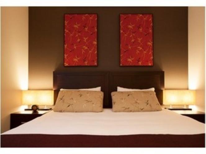 アパートメント・ベッドルーム※キングもしくはツインからお選びいただけます。