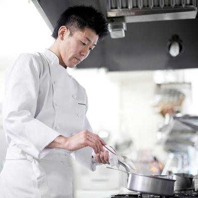 【早割り28】【ラグジュアリー】【連泊不可】北海道食材を使った創作フレンチ