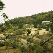 庭園風景(全景)
