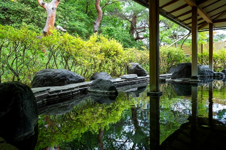 女性大浴場(露天風呂)
