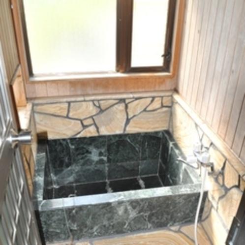 お風呂付客室用のお風呂