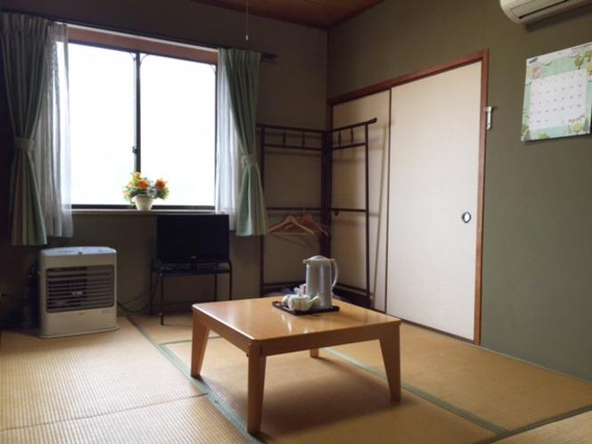 和室(六畳間)