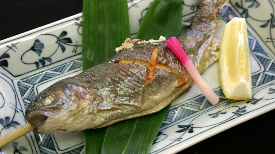 *焼き魚(料理一例)