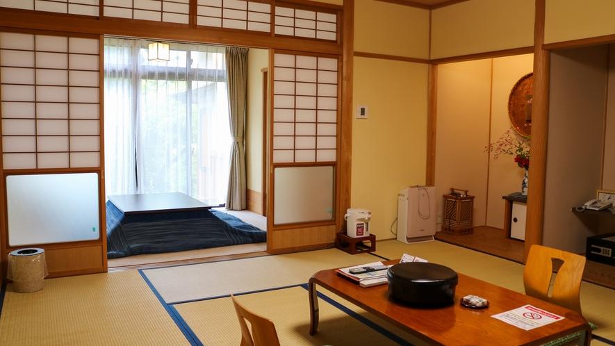 別館 笹百合 10畳和室