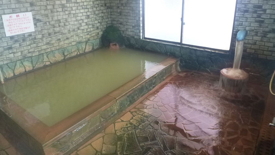 三瓶温泉 鶴の湯