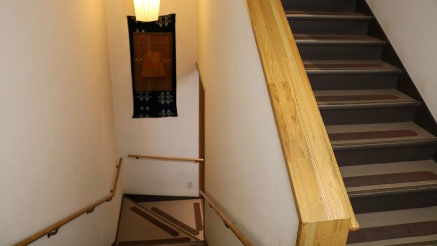 別館 階段