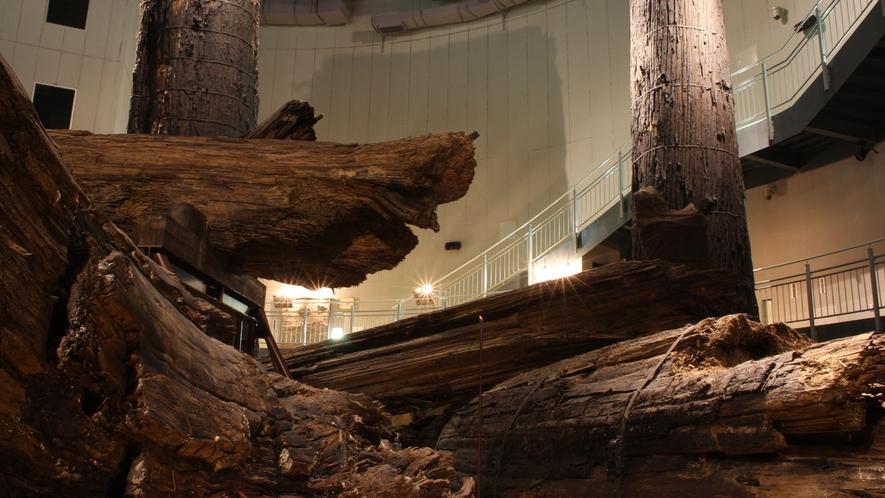 さんべ縄文の森ミュージアム