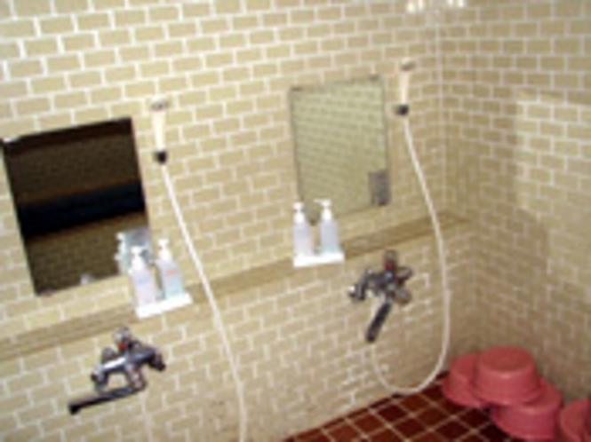 ラビット棟, 浴室 2つあります