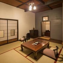 はなれ客室Cタイプ:スイート   浪漫閣月の花/和室