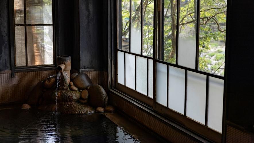 大浴場【ゆらぎの湯】