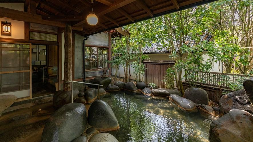 大浴場【岩魚の湯】