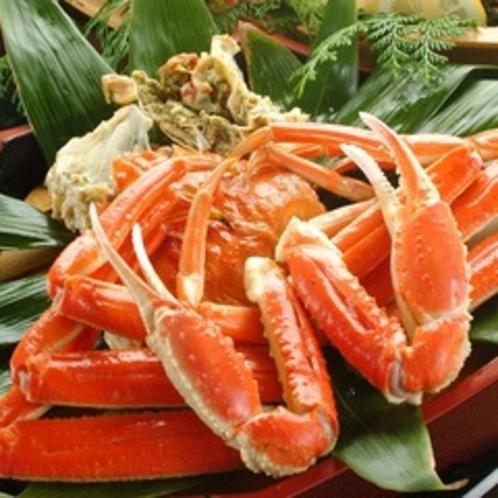 【酢の物】茹で蟹