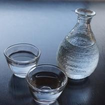 利酒師厳選の日本酒おまかせ4種付きプラン♪