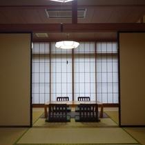 *【和室】6畳2間のゆったりとしたお部屋です