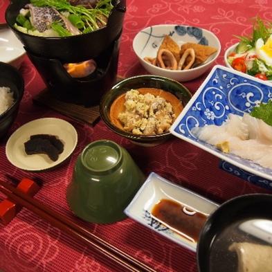 【特選プラン】海の幸・山の幸をご堪能♪ ◆特選和食プラン◆(1泊2食付)