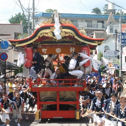 【イベント夏】臼杵祇園まつり/360年間続いている伝統が現在まで受け継がれている臼杵の夏まつり。