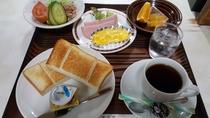 朝食(洋食・日替わり)