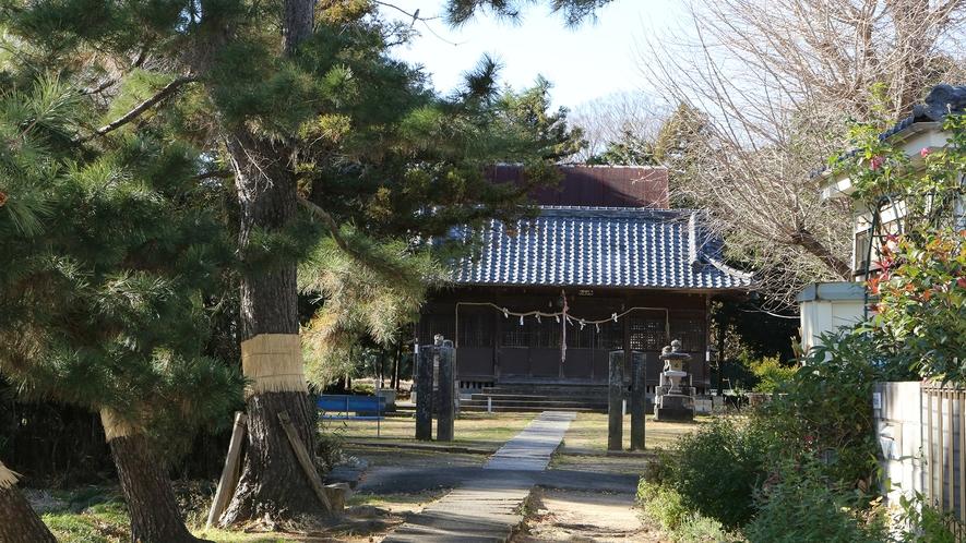 【周辺観光】鷲宮神社