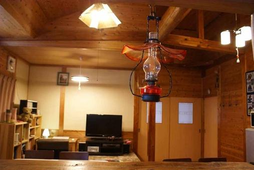 屋久島天然素材のお部屋