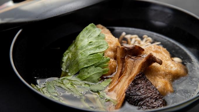 【旬の郷土料理】天然自然薯がたっぷり♪山芋づくしコース♪