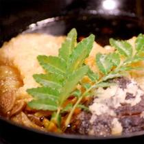 名物!山芋の天ぷら(一例)