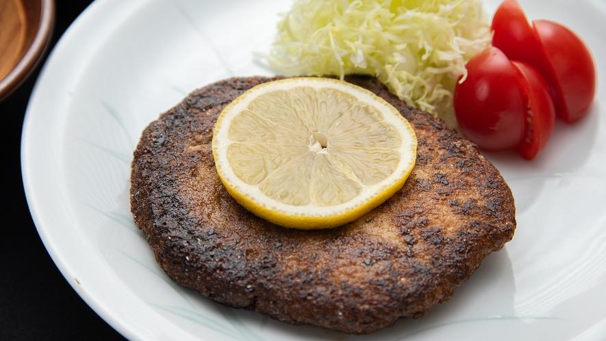 *【自然薯会席】食べてみないとわからない名物自然薯ステーキ