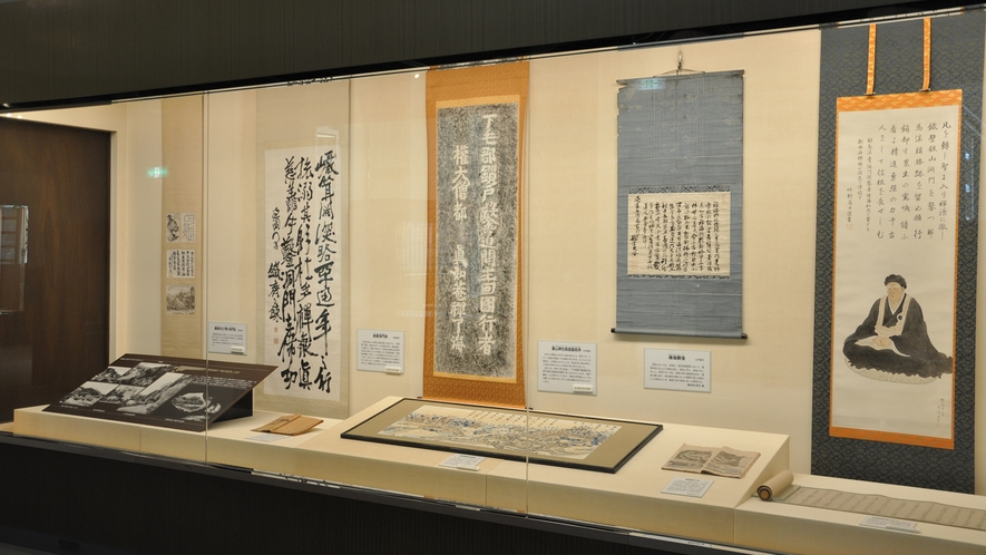 *【周辺】耶馬渓風物館。耶馬渓の歴史を知ることができる施設です。