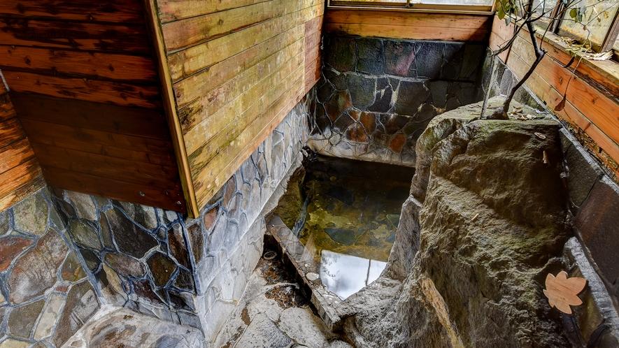 *【温泉貸切風呂・大】館内には2つ浴場があり貸切風呂でご利用いただきます。