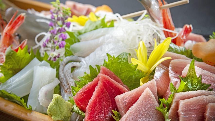 富山弁で新鮮を意味する「キトキト」な魚をご堪能ください