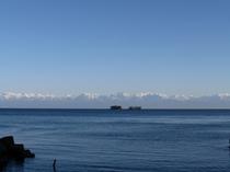 氷見を代表する景色