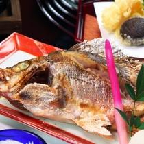 【料理の一例】本日の焼き物