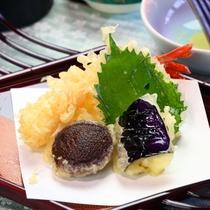 【料理の一例】本日の天ぷら